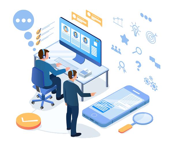 iService collaboration