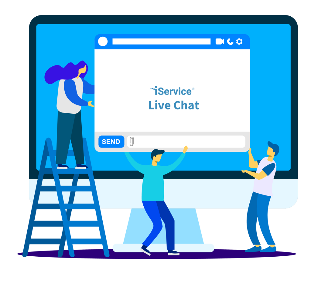 iService Live Chat